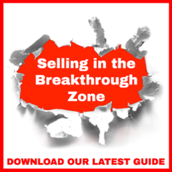 Selling in the Breakthrough Zone