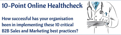10-Point Online Healthcheck