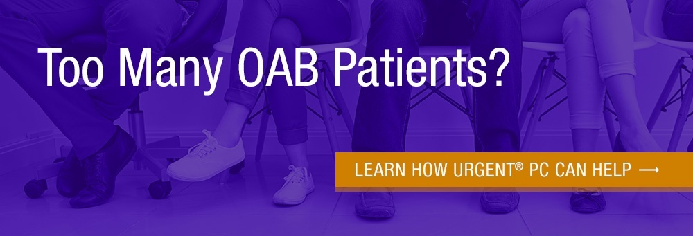 Too Many OAB Patients?