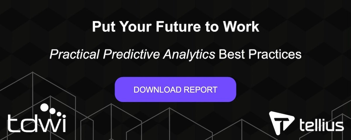 Download TDWI's Best Practice Report: Practical Predictive Analytics