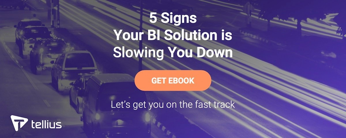 Get eBook - 5 Signs You BI Solution is Slowing You Down