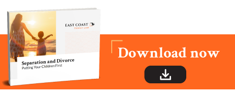 Download our ebook on putting your children first during a divorce