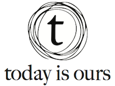 today is ours logo