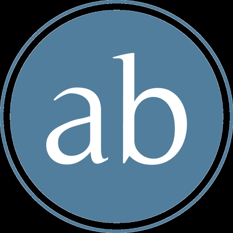 audrey blue logo