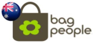bag people cotton logo