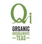 qi Fairtrade certified tea logo