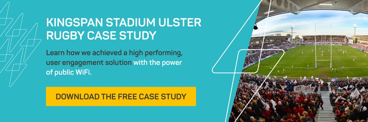Kingspan stadium ulster rugby case study