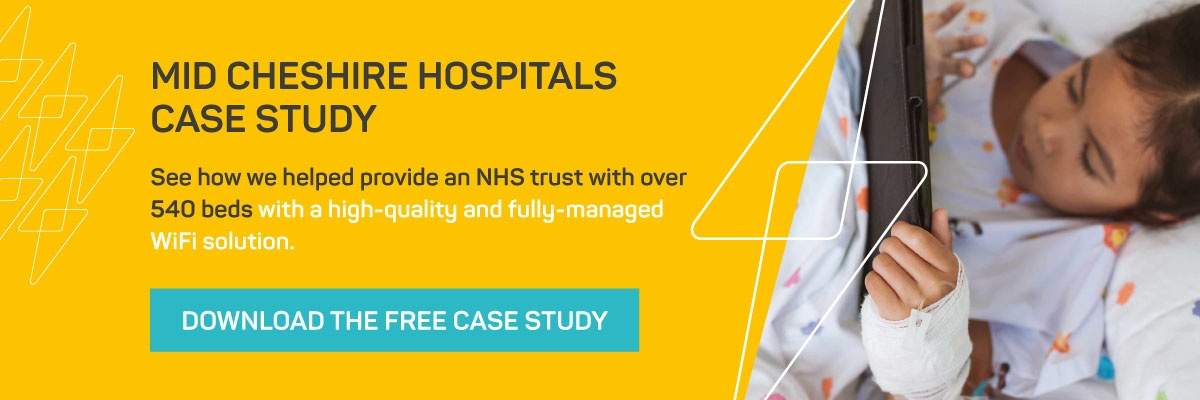 Mid Cheshire Hospitals Case Study