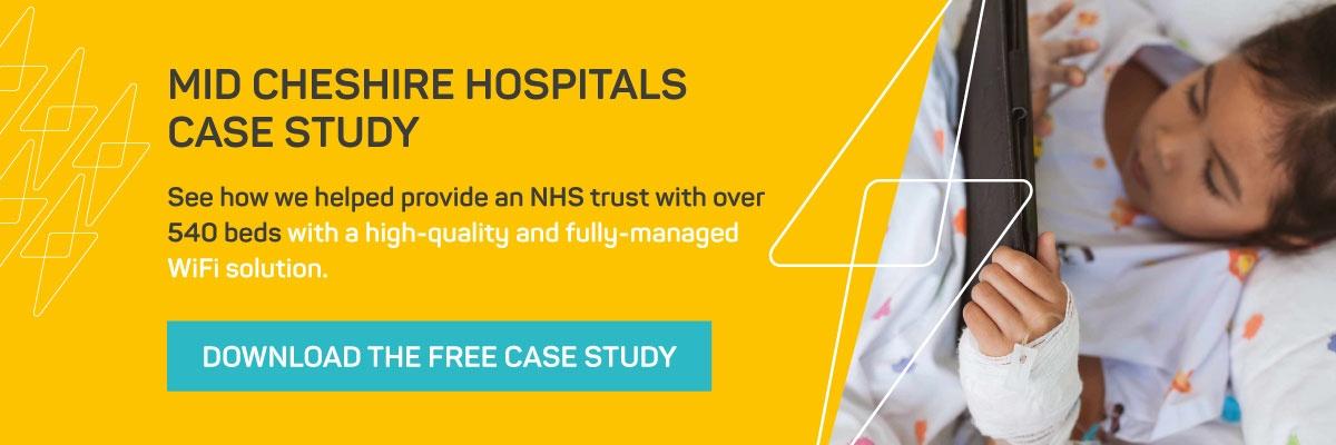 Mid Cheshire Hospitals Case Study