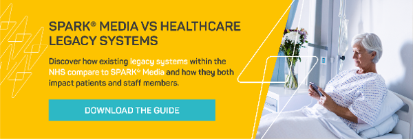 SPARK Media vs Healthcare legacy systems