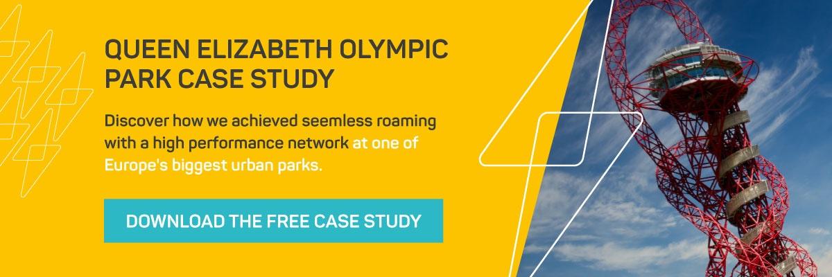 Queen Elizabeth olympic park case study