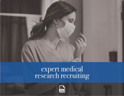 Expert Medical Research Recruiting