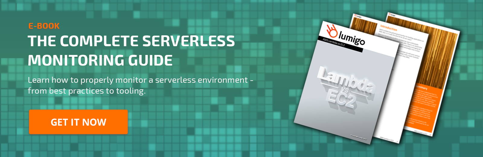 E-Book - Get our complete guide to serverless monitoring!