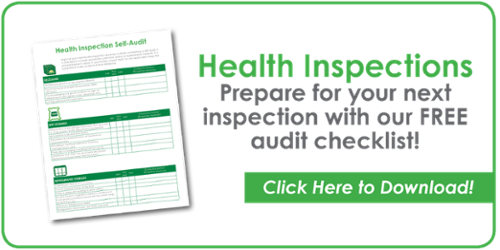 Download Free Health Inspection Self-Audit
