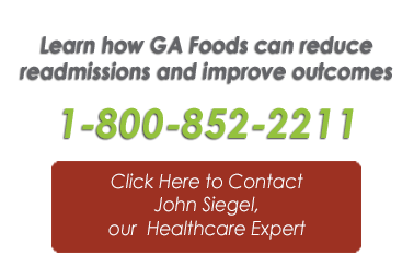 Contact John Siegel at GA Foods
