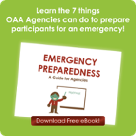 7 Things OAA Agencies can do to Prepare Participants for Emergencies