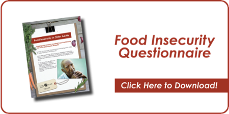 Food Insecurity Questionnaire
