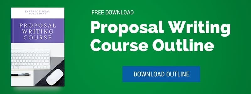 download course outline for business writing course