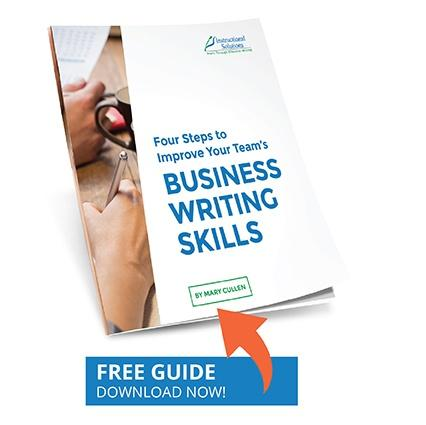 Improve Business Writing Skills With The Right Measurements