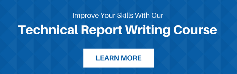 improve your skills with our technical writing course