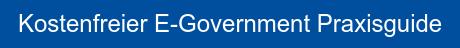 Kostenfreier E-Government Praxisguide