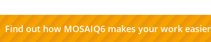 Find out how MOSAIQ6 makes your work easier