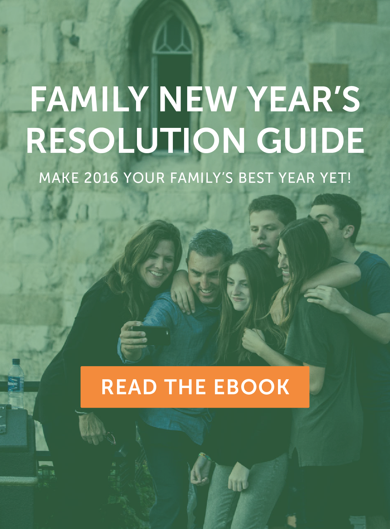New Years Family Resolution Guide