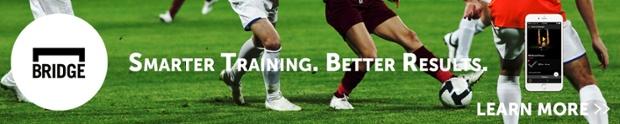 Smarter Training. Better Results. BridgeAthletic.