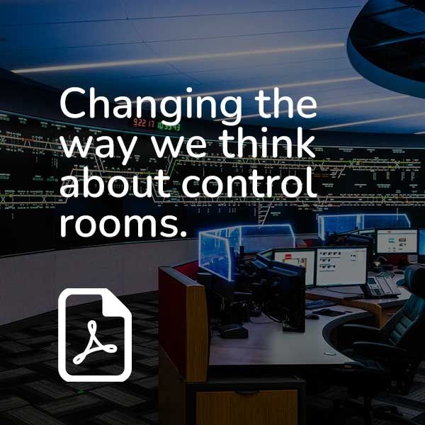 changing the way we think about control rooms, by Matko Papic