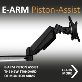 Download Our E-Arm Piston Assist Brochure