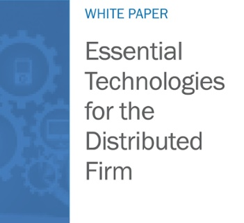Essential Technologies for Distributed Firm