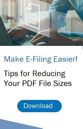 Reduce Law Firm PDF Sizes