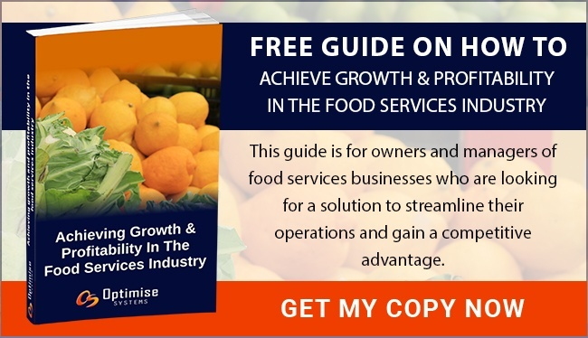 Achieving Growth & Profitability In The Food Services Industry