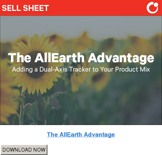 The AllEarth Advantage DOWNLOAD NOW