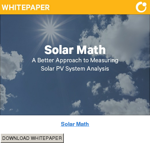 Solar Math DOWNLOAD WHITEPAPER