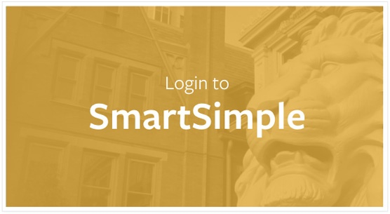 Login to SmartSimple