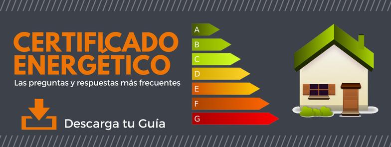 Guía Certificado Eficiencia Energética