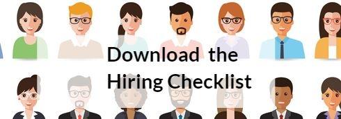 Download the Hiring Checklist