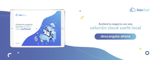 DataCloud 2.0. Descubre la nueva solución cloud 100% local.
