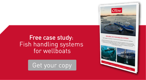 Fish Handling Systems for Wellboats - Cflow