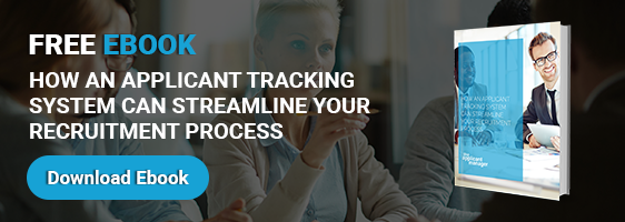 Free Ebook: How an Applicant Tracking System Can Streamline Your Recruitment Process