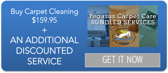 bundled house cleaning services carpet cleaning