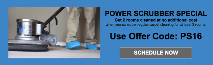 san antonio carpet cleaning power scrubber special