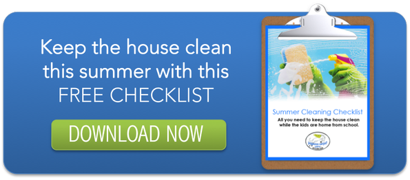 summer cleaning checklist-summer survival tips for moms