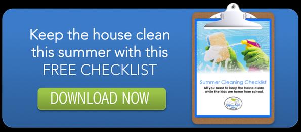 summer cleaning checklist-summer survival tips for moms