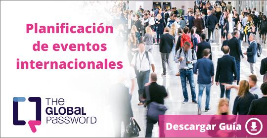 planificacion eventos internacionales