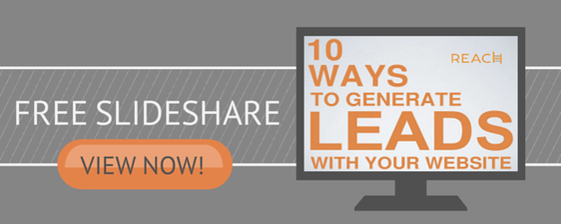 10 ways to generate leads using your website