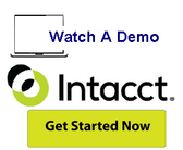 Plus Computer Solutions, BAASS BC, Intacct demo