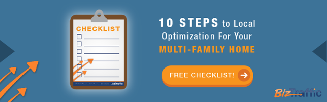 Local Optimization Checklist for Multi-Family Home