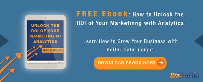 How to unlock roi of marketing with analytics